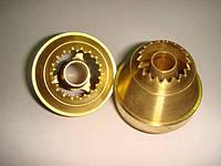 Изготовление матриц, роторов, фильер для производства печенья