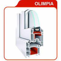 Металлопластиковое окно WDS Olimpia