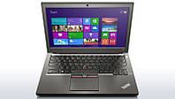 Ноутбук Lenovo ThinkPad X250-Intel-Core-i5-5200U-2,2GHz-8Gb-DDR3-128Gb-SSD-W12.5-Web+батерея- Б/У