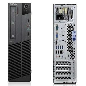 Системный блок Lenovo ThinkCentre M78 SFF-AMD A4-5300B-3.4GHz-4Gb-DDR3-HDD-500Gb-DVD-RW-W7P- Б/У