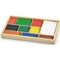 Viga Toys Игра Viga Toys Математические блоки (56166)