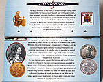 Копия Набор монет Великобритании 2000 г., фото 7