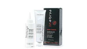 Набор для химического выпрямления волос Inebrya Straightening Cream Kit