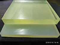 Полиуретан ( эластомеры) пластины