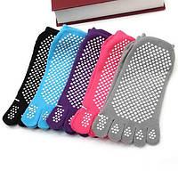 Носки-перчатки женские с раздельными пальцами, фото 1
