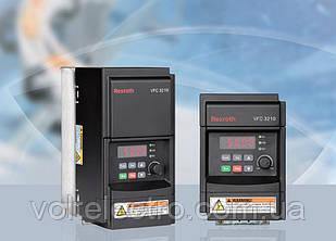 Перетворювач частоти VFC3210 0.4 кВт 220В Bosch Rexroth