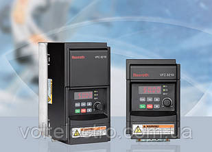 Преобразователь частоты  VFC3210 0.4 кВт 220В Bosch Rexroth