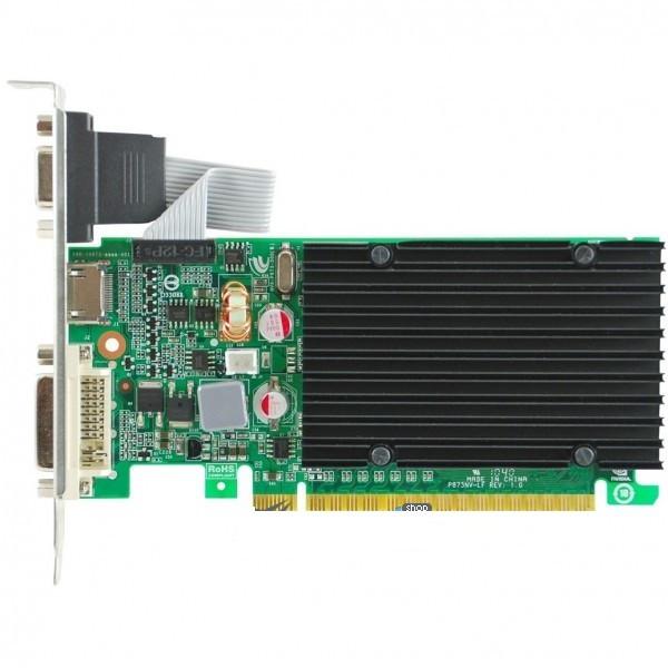 Видеокарта EVGA e-GeForce 210 (1Gb)- Б/У