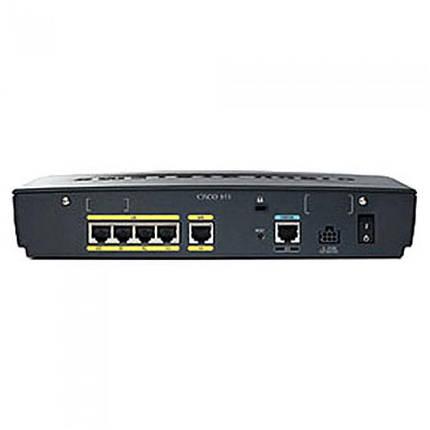 Маршрутизатор Cisco 850- Б/У, фото 2