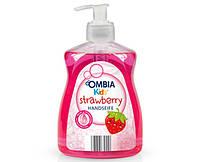 Детское жидкое мыло Ombia kids (клубника)  500 мл