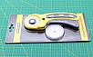 Роторный нож для кожи, ткани. Нож для пэчворка, фото 2