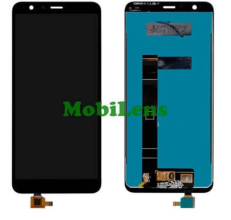 Asus ZB570TL, X018D, ZenFone Max Plus M1, Pegasus 4S Max Plus X018DC Дисплей+тачскрин(модуль) черный, фото 2
