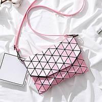 Клатч Millenium арт.7218 Pink