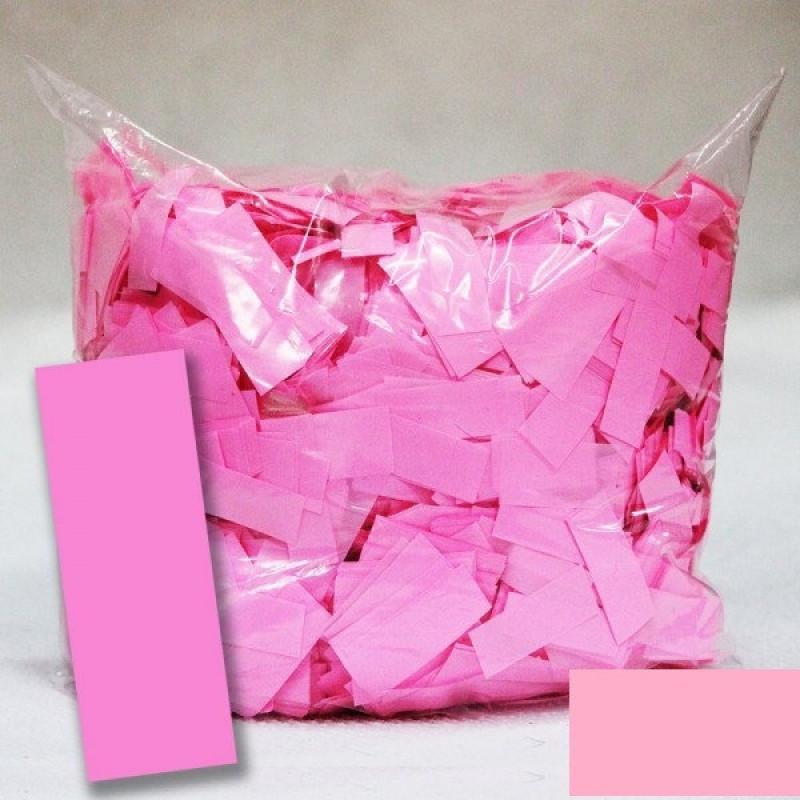 Конфетти Метафан, Розовый, 500 гр
