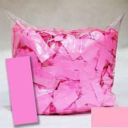 Конфетті Метафан, Рожевий, 500 гр