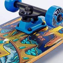 СкейтБорд деревянный от Fish Skateboard Neptune, фото 2