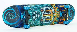 СкейтБорд деревянный от Fish Skateboard Neptune, фото 3