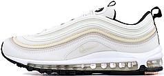 Женские кроссовки Nike Wmns Air Max 97 (Phantom / Beach – Desert Sand – Black)