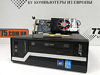 Компьютер Acer  SFF, Intel Core i3-2100 3.1GHz, RAM 4ГБ, SSD 120ГБ, HD 7570 1ГБ, фото 1
