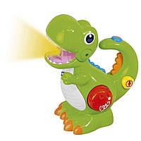 Игрушка Chicco Динозаврик T-Rec (09613.00) (8058664097661)