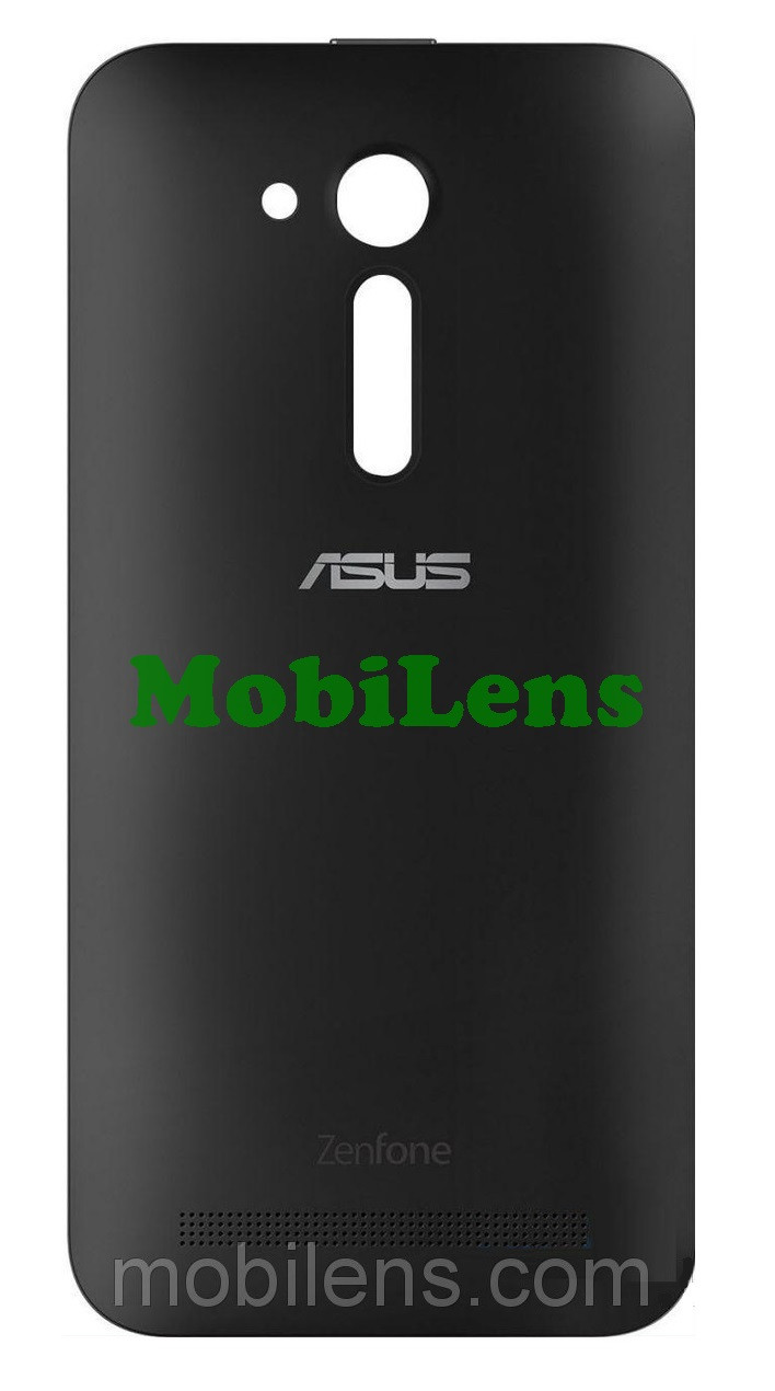 Asus ZB452KG, ZenFone GO, X014D Задняя крышка черная