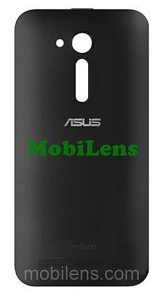 Asus ZB452KG, ZenFone GO, X014D Задняя крышка черная, фото 2