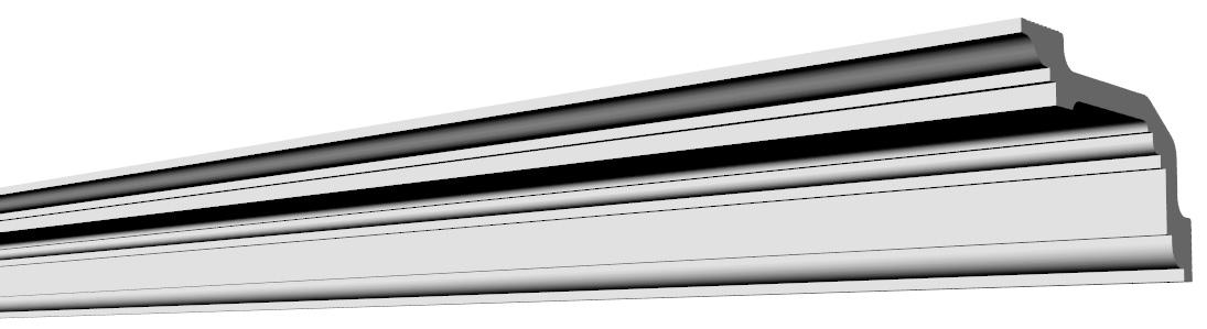 Карниз Glanzepol GP-69 (148x84)мм