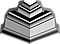 Карниз Glanzepol GP-68 (127x80)мм, фото 2