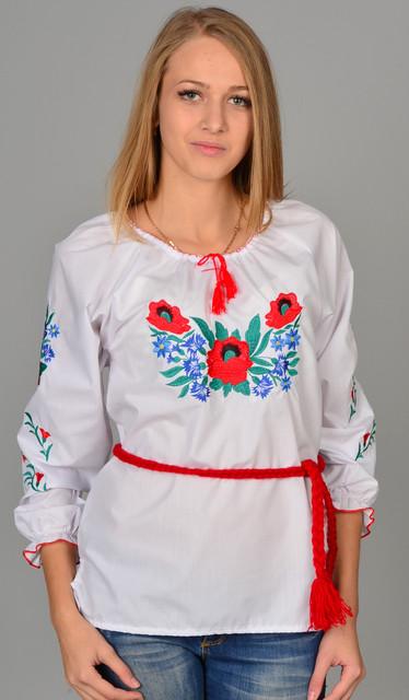 Женская сорочка вышиванка