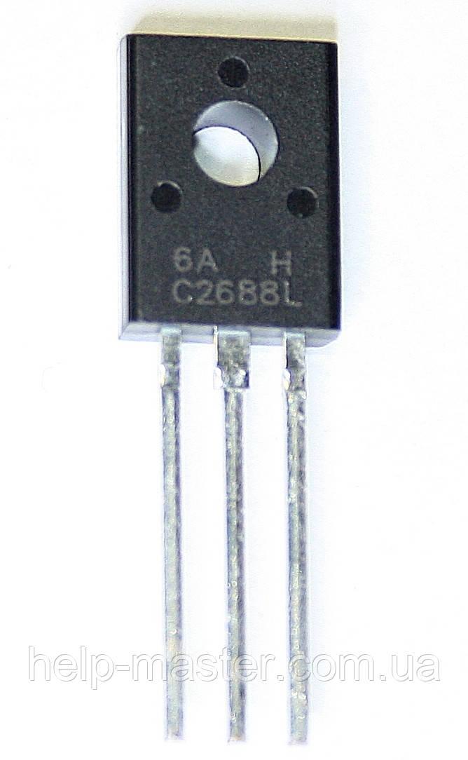 Транзистор 2SC2688L (TO-126)