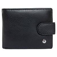 Портмоне мужское кожаное черное F. Leather Collection ALRT-F232 Black, фото 1
