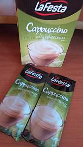 Капучино LaFesta  ( со вкусом ореха) 10 пакетиков