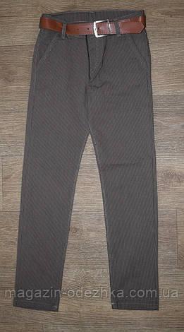 """Стильные брюки для мальчика на 6-7-8-9-10 лет."""" ALTUN"""" Турция, фото 2"""