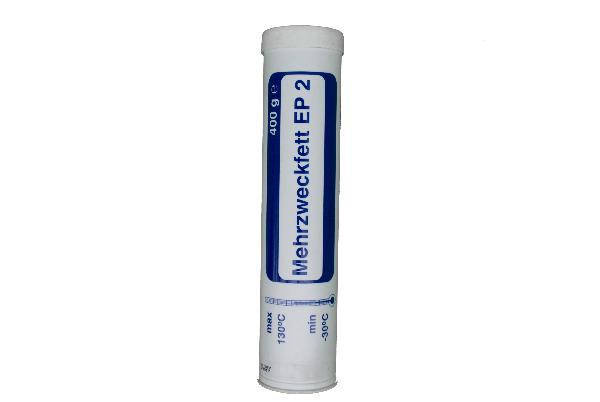 Смазка ALPINE Mehrzweckfett EP 2 литиевая (св-коричн) (DIN 51502: KP2K-30) 0,4л, фото 2