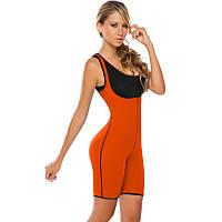 Комбинезон-боди Hot Shapers оранжевый, L 130257