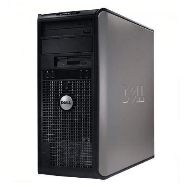 Системный блок Dell OptiPlex 380-Mini tower-Intel Pentium E5300-2.60GHz-2Gb-DDR3-HDD-250Gb-DVD-R- Б/