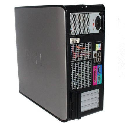 Системный блок Dell OptiPlex 380-Mini tower-Intel Pentium E5300-2.60GHz-2Gb-DDR3-HDD-250Gb-DVD-R- Б/, фото 2