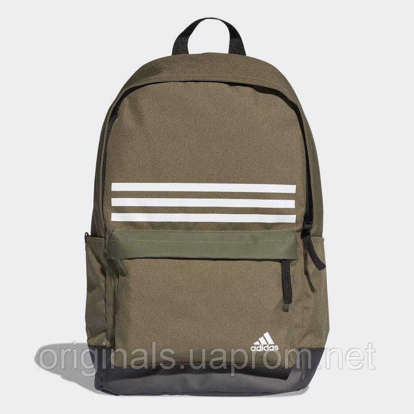 Спортивный рюкзак Adidas Classic 3-Stripes Pocket DT2617