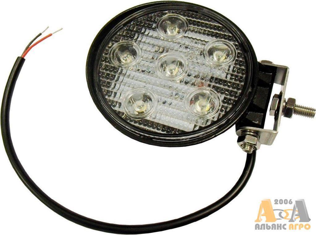LED Фара рабочего света 18W / 30 453 701 031 (Jubana)
