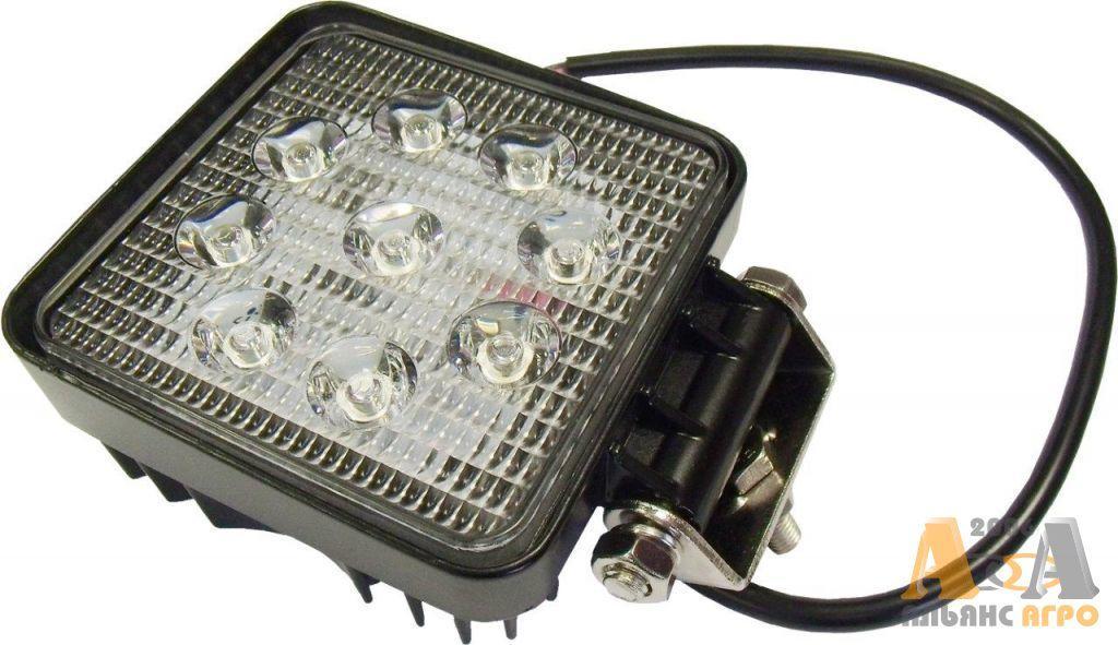 LED Фара робочого світла 27W/30 453701037 (Jubana)