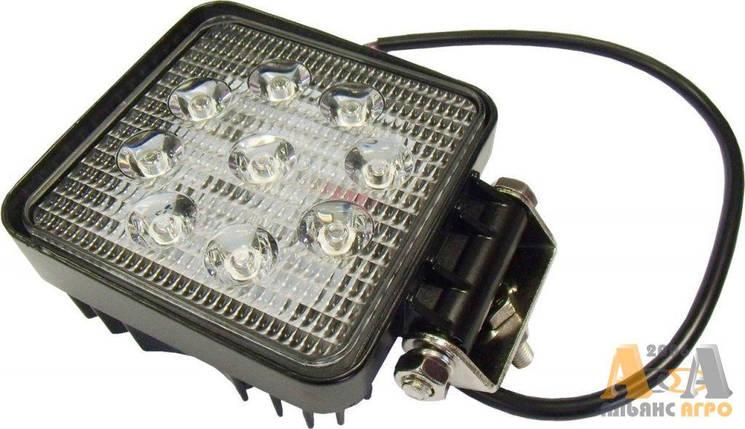 LED Фара робочого світла 27W/30 453701037 (Jubana), фото 2