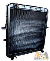 Радиатор водяной МАЗ 64229-1301010 (2-х ряд.) (ал.) (JFD)