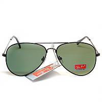 Солнцезащитные очки в стиле Ray Ban 3026 B41, фото 1