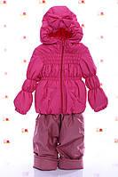 Куртка весна-осень и полукомбинезон  Кроха   для девочек  , фото 1