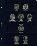 Альбом с футляром для юбилейных монет Казахстана, фото 4