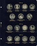 Альбом с футляром для юбилейных монет Казахстана, фото 6
