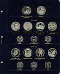 Альбом с футляром для юбилейных монет Казахстана, фото 7