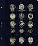 Альбом с футляром для юбилейных монет Казахстана, фото 8