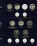 Альбом с футляром для юбилейных монет Казахстана, фото 9