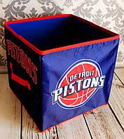 Короб складной для игрушек, вещей и мелочей. 30*30*30см. Детройт